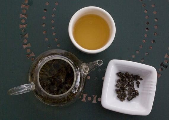 การชงชาอู่หลง