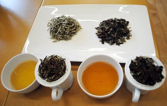 น้ำชาขาว