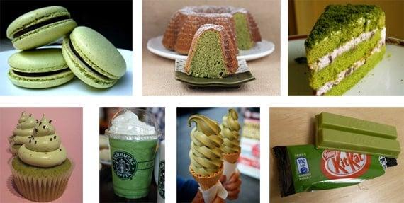 ผลิตภัณฑ์ชาเขียว