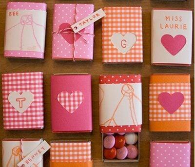กล่องช็อกโกแลตสุดน่ารัก