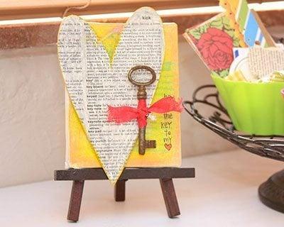 กุญแจไขประตูหัวใจ