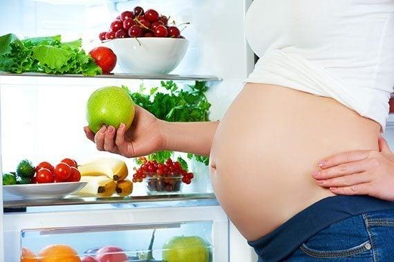 ผลไม้คนท้อง