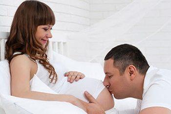 การมีเพศสัมพันธ์ขณะตั้งครรภ์