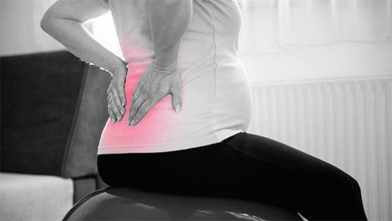 การปฏิบัติตัวเพื่อลดอาการอึดอัดในขณะตั้งครรภ์