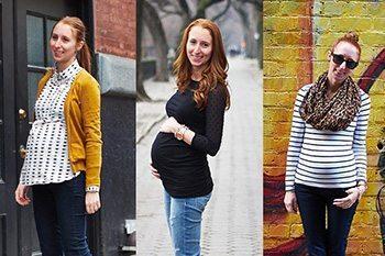 การแต่งตัวของคนท้อง