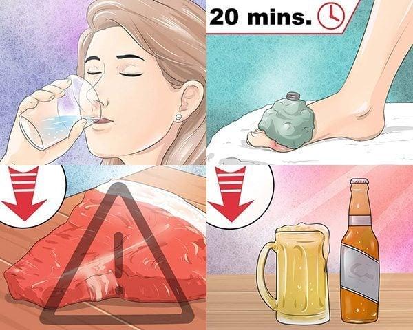 วิธีรักษาโรคเก๊า