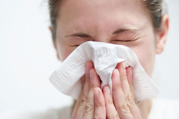 อาการไข้หวัด