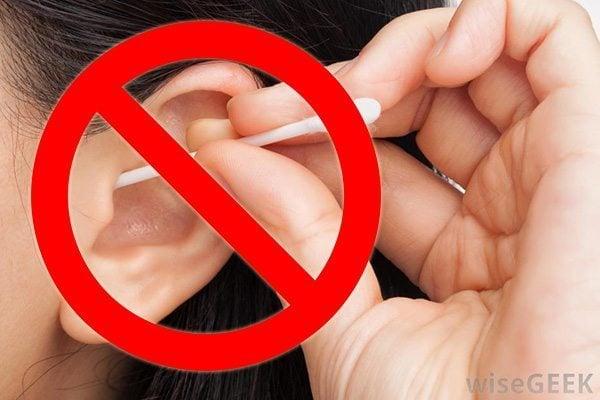ขี้หูอุดตันเกิดจาก