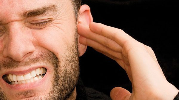อาการขี้หูอุดตัน