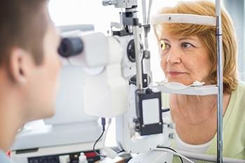 การตรวจสุขภาพตา